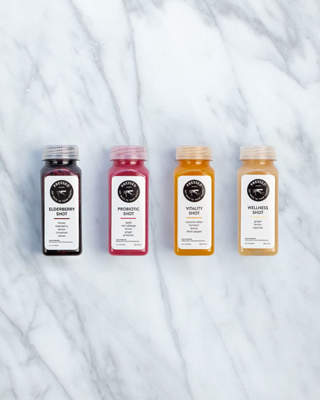 Pressed Juicery 24 Shots Pack