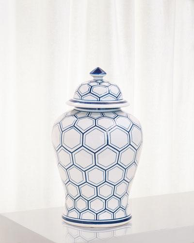Kenilworth Jar  Blue