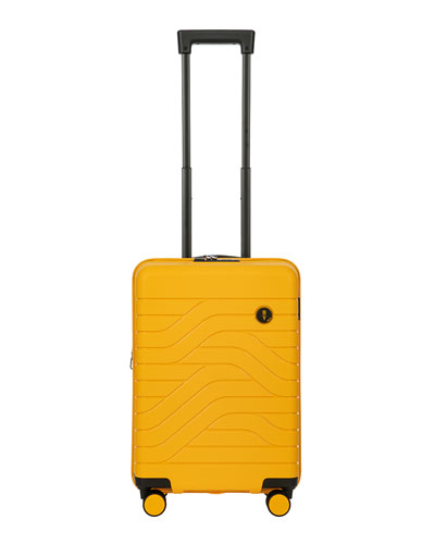 Ulisse 21 Carry-On Expandable Spinner Luggage