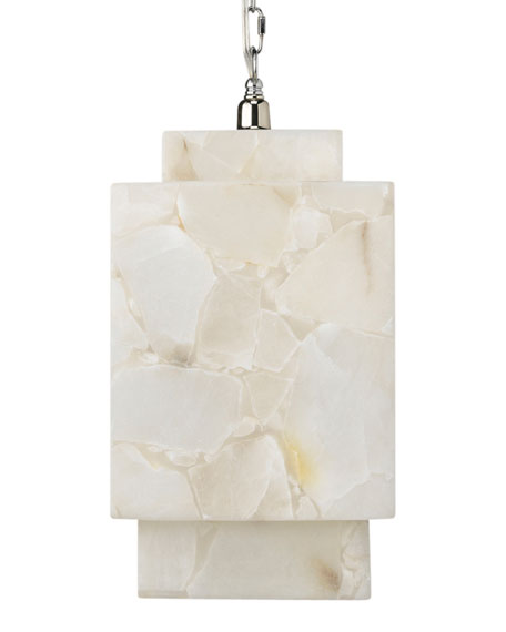 Borealis Cube Lighting Pendant