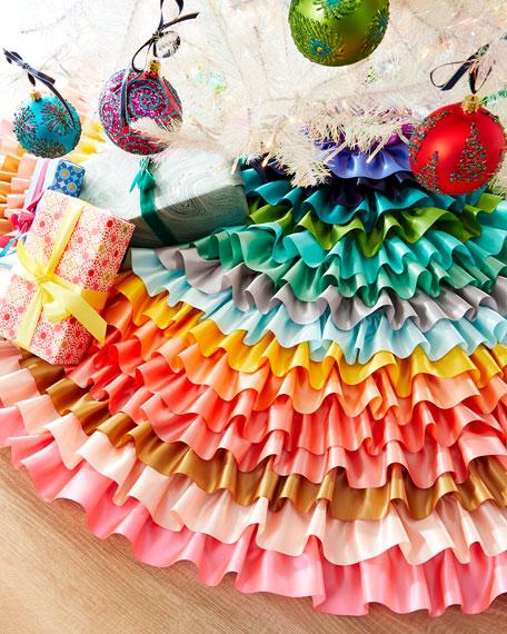 Ribbon Tree Skirt