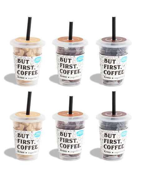 x Alfred 6-Piece Mini Coffee Cup Kit