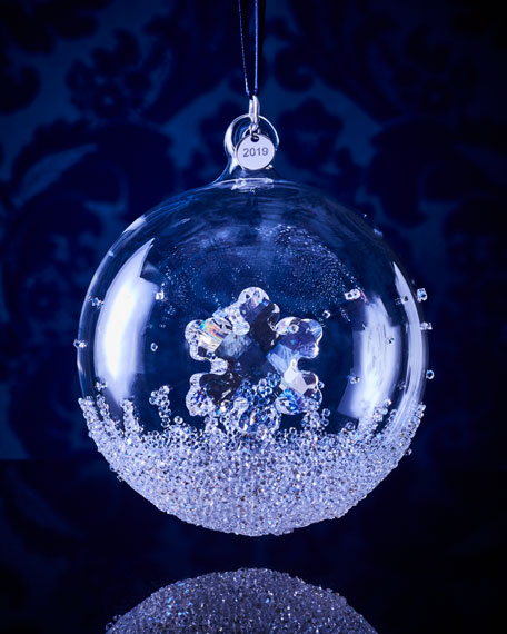 Annual Edition Christmas Ball Ornament