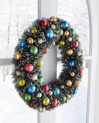 Classic Color Wreath