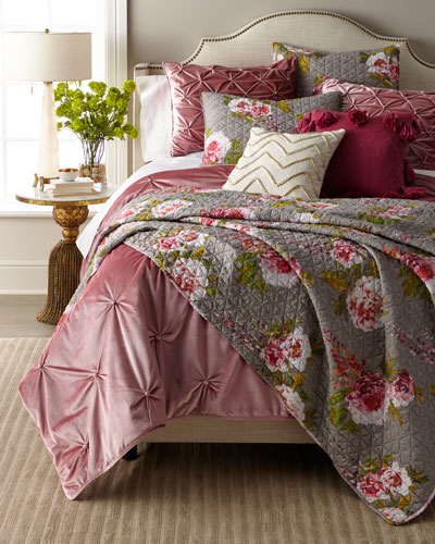 Georgina Queen Quilt Set