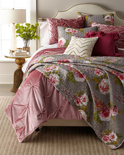 Lyla 3-Piece King Quilt Set