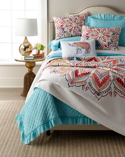 Marlie 3-Piece King Quilt Set