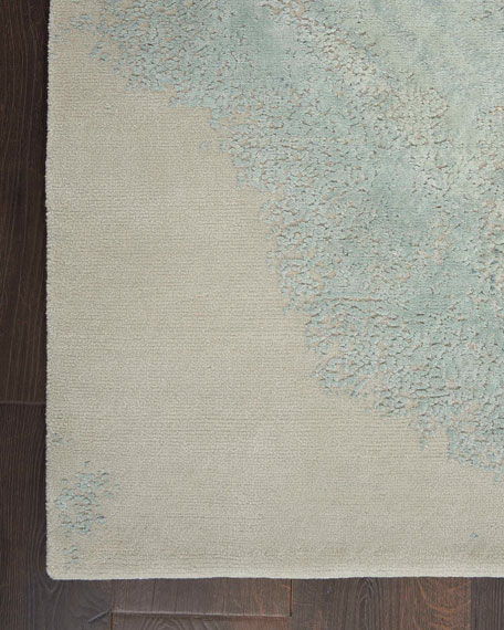 Angelique Hand-Knotted Rug, 10' x 14'