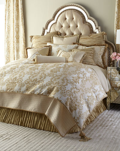 Queen Antoinette Duvet Cover
