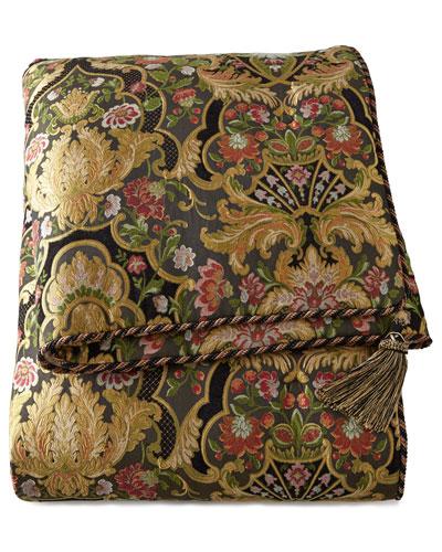 Queen Gustone 3-Piece Duvet Cover Set