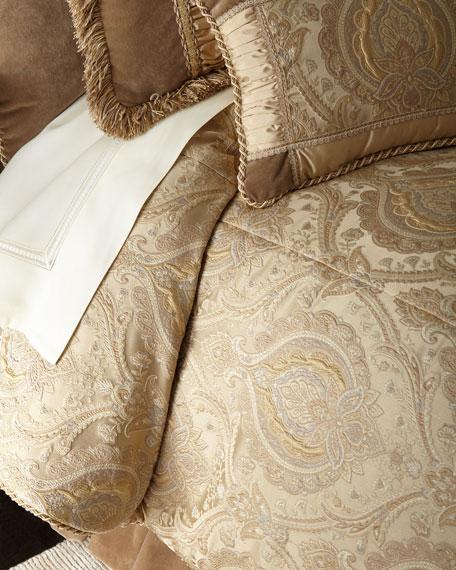 Queen Renaissance Duvet Cover