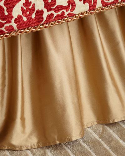 California King Arabesque Dust Skirt