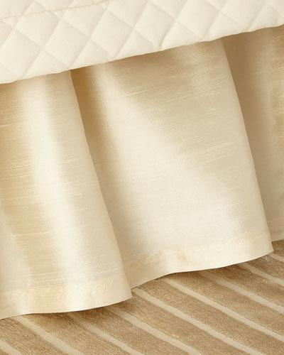 California King Primrose Dust Skirt