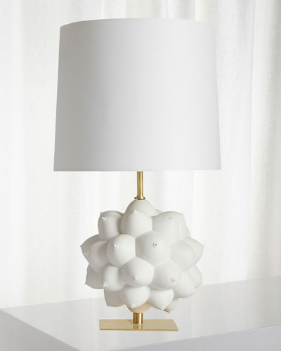 Georgia Orb Table Lamp