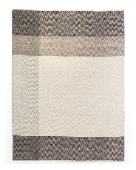 Mac Hand-Loomed Dhurrie Rug, 9' x 12'