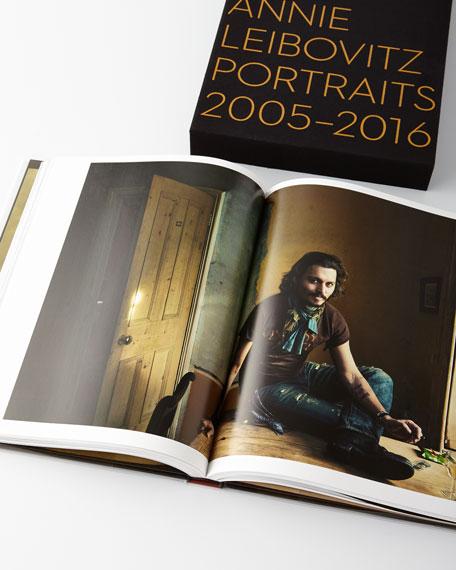 """Annie Leibovitz: Portraits 2005 - 2016"" Book"
