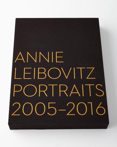Annie Leibovitz: Portraits 2005 - 2016 Book