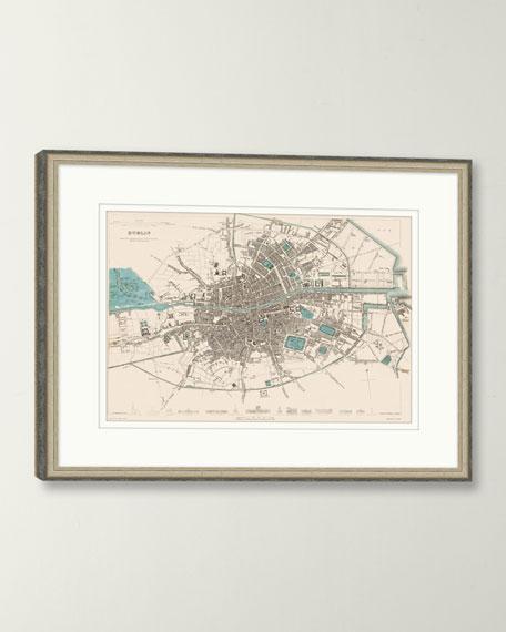 European Map - Dublin