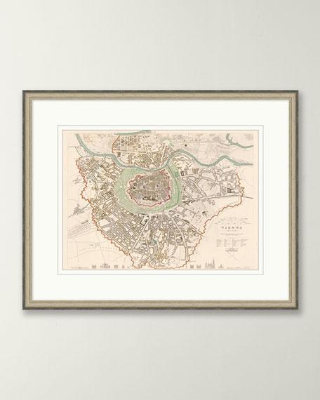 European Map - Vienna