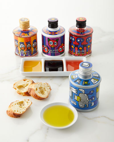 Carlo Volpi and Galateo and Friends Food For Fashion Capsule Collection 4-Piece Gift Set
