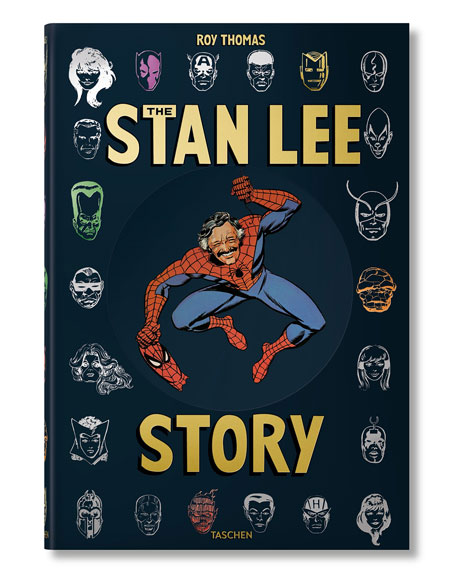 """The Stan Lee Story"" Book"