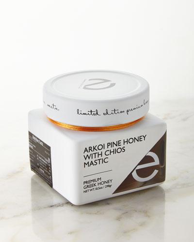 Pine Honey with Chios Mastic