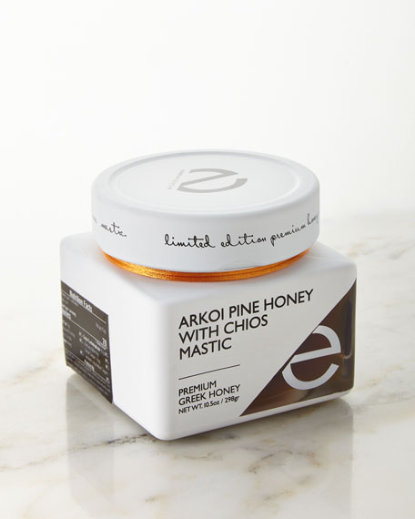 Greek Elite Products Pine Honey with Chios Mastic