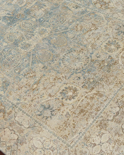 Fulton Hand-Knotted Rug  6' x 9'