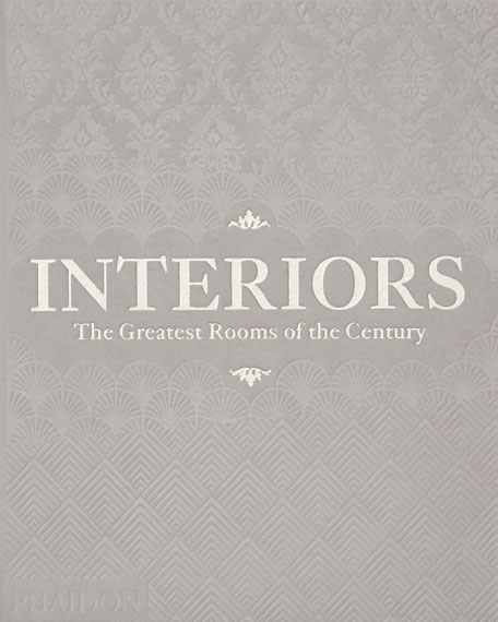 """Interiors: The Greatest Rooms of the Century"" Book"