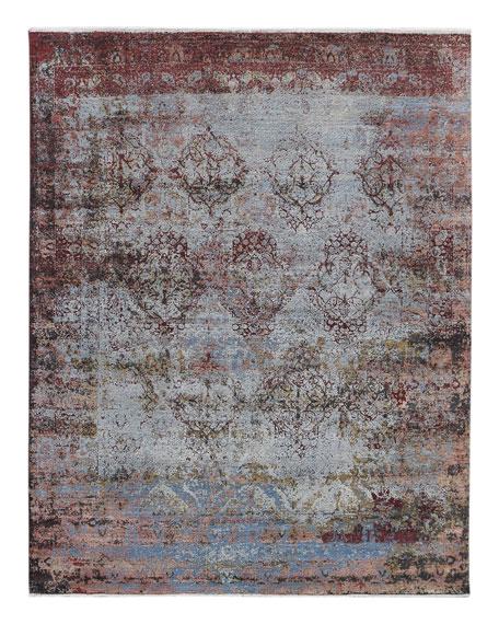 Amancio Hand-Knotted Rug, 8' x 10'