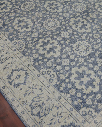 Blakely Hand-Knotted Rug  6' x 9'