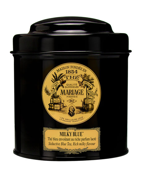 Mariage Freres International Milky Blue Tea Tin