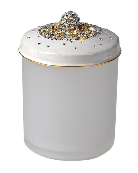 Duchess Cotton Swab Container