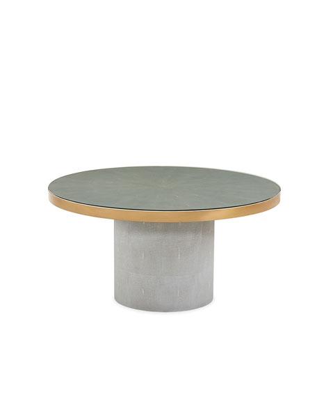 Gabriel Grand Spool Dining Table
