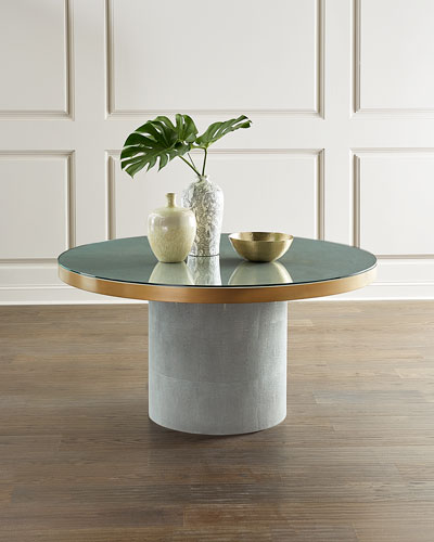 Gabriel Grand Spool Dining Table