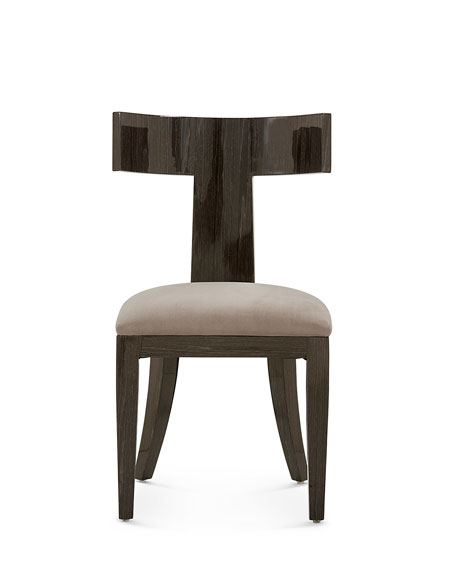 Marlow Klismos Dining Side Chair
