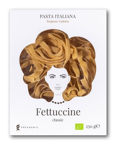 Good Hair Day Fettuccine Classic Pasta  8.82 oz./ 250 g
