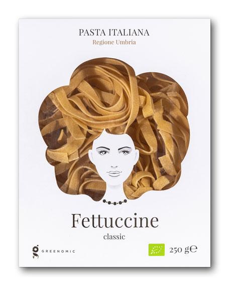 Greenomic Good Hair Day Fettuccine Classic Pasta, 8.82