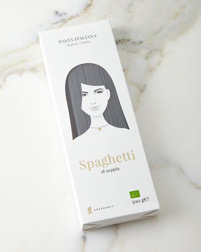 Good Hair Day Pasta BIO Spaghetti al Seppia  500g