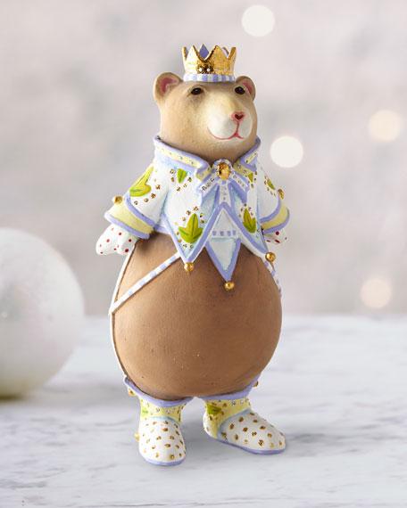 Victoria Bear Ornament