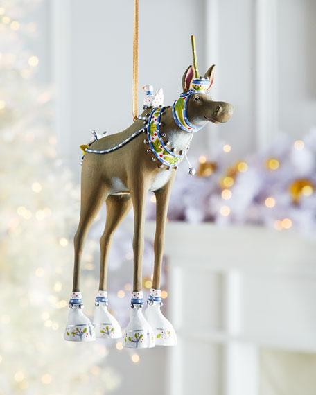 Maude Moose Ornament