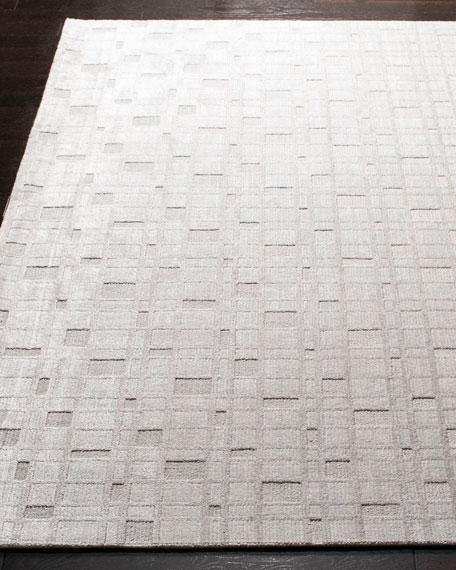 White Rock Hand-Loomed Rug, 9' x 12'