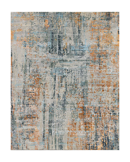 Georgia Hand-Knotted Rug, 8' x 10'