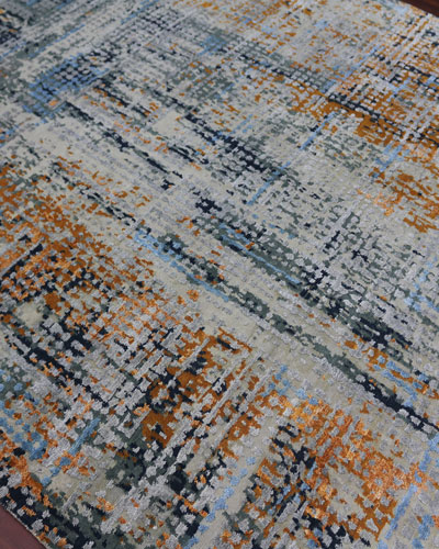 Georgia Hand-Knotted Rug  8' x 10'