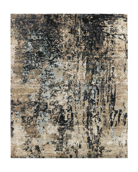 Yankee Hand-Knotted Rug, 10' x 14'