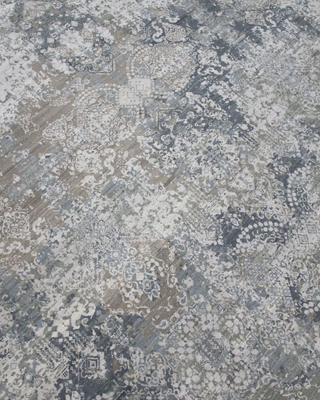 Arista Hand-Knotted Rug, 9' x 12'