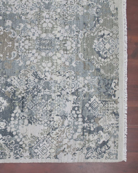 Arista Hand-Knotted Rug, 10' x 14'