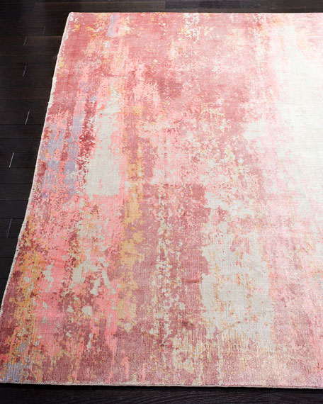 Signe Hand-Loomed Rug, 6' x 9'