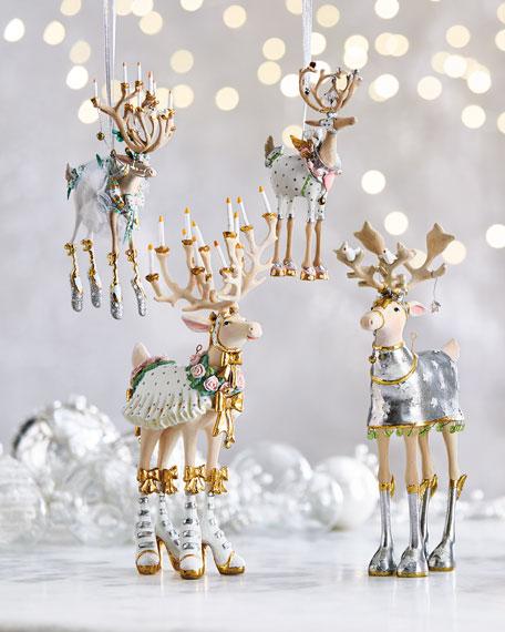 Moonbeam Dancer Reindeer Ornament