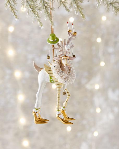Moonbeam Prancer Reindeer Ornament
